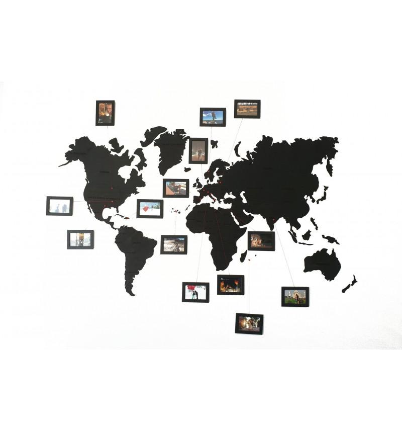 Medinis pasaulio žemėlapis