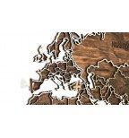 """Medinis pasaulio žemėlapis """"Kelionė"""""""