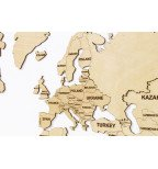 """Medinis pasaulio žemėlapis """"Pasaulis"""""""
