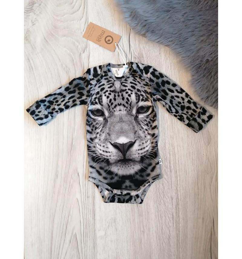 """Smėlinukas ilgomis rankovėmis """"Leopardas"""""""