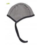 Dryžuota kepurė su raišteliais