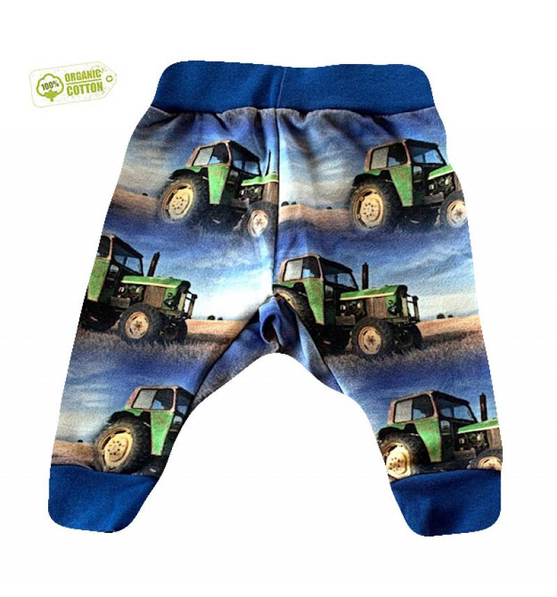 """Margos kelnės """"Traktorius"""""""