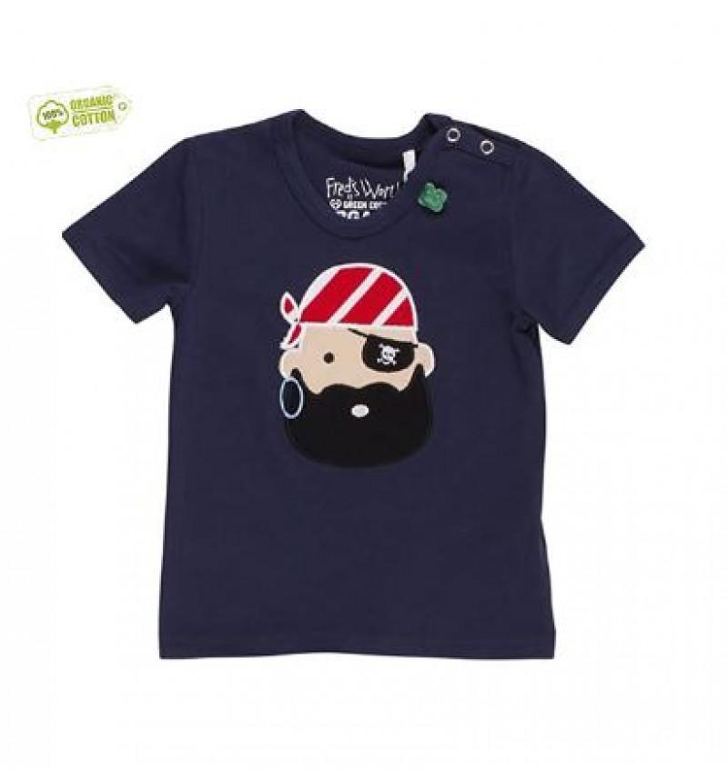 """Mėlyni marškinėliai """"Piratas"""""""