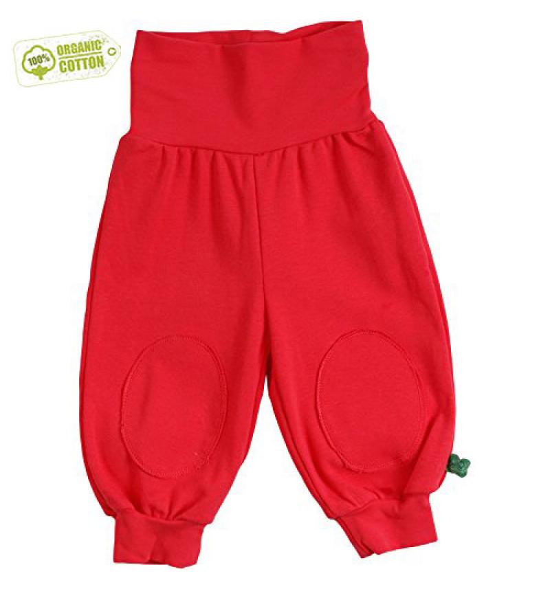 Raudonos haremo kelnės