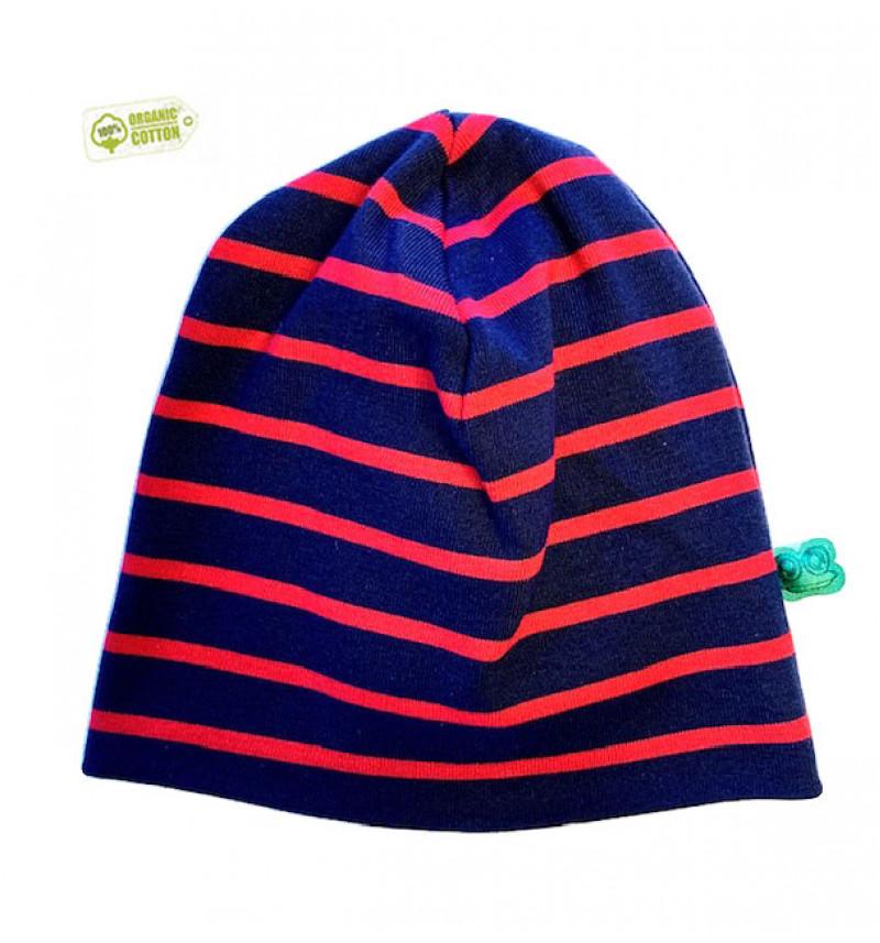 "Raudonai mėlyna kepurė ""Fredas"""