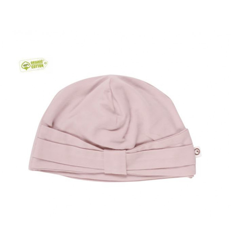 """Rožinė kepurė """"Turbanas"""""""