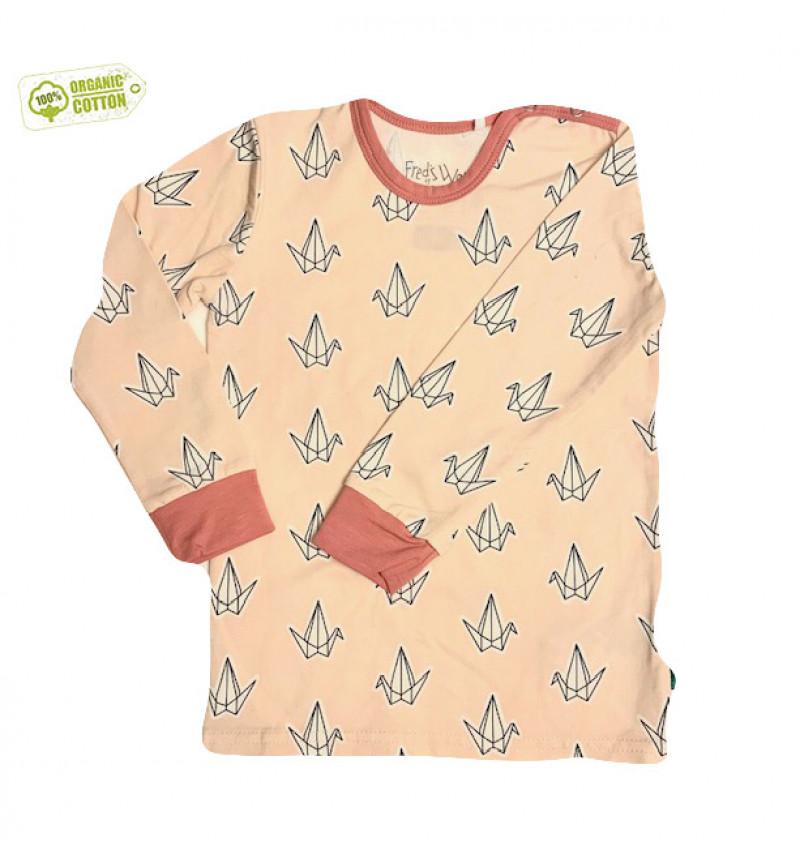 Rožiniai marškinėliai
