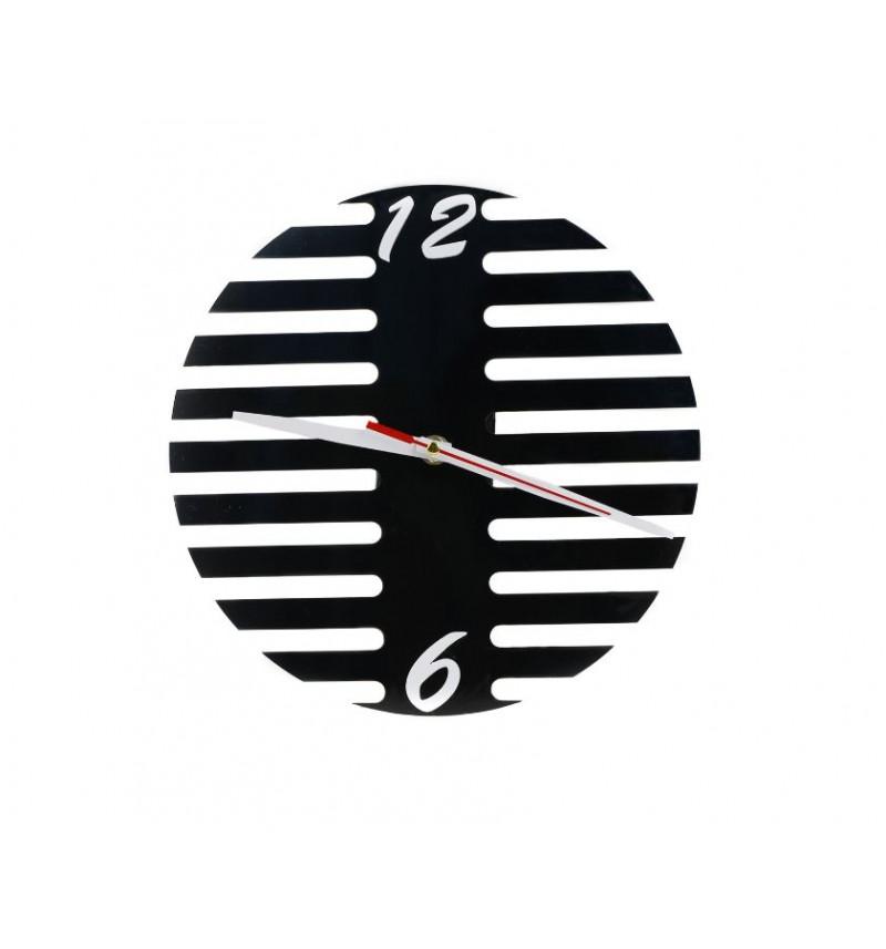 """Akrilinio stiklo sieninis laikrodis """"Laikas"""""""