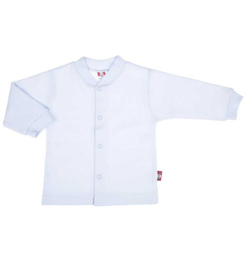 Baltos spalvos marškinėliai ilgomis rankovėmis