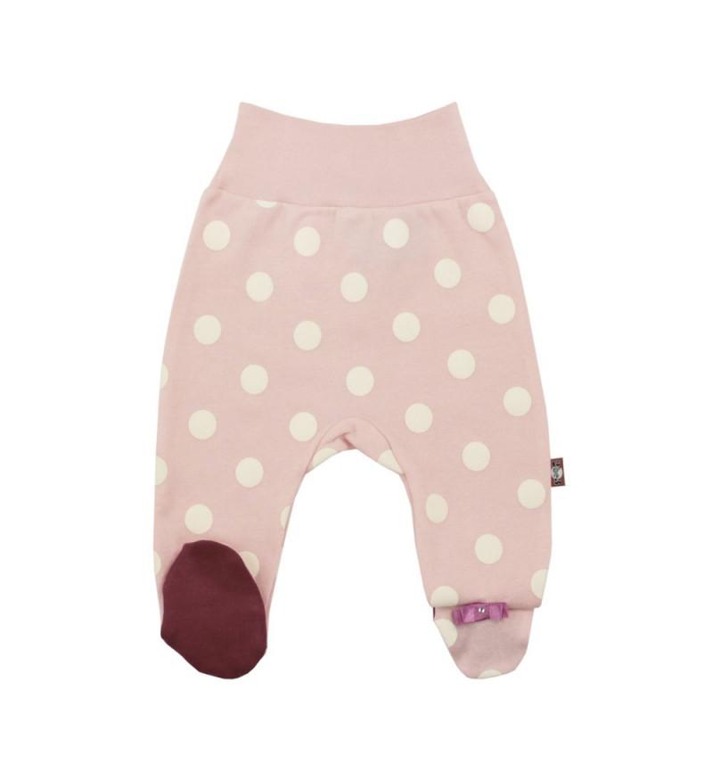 """Rožinės spalvos kelnės su burbuliukais """"Meškiukas"""""""