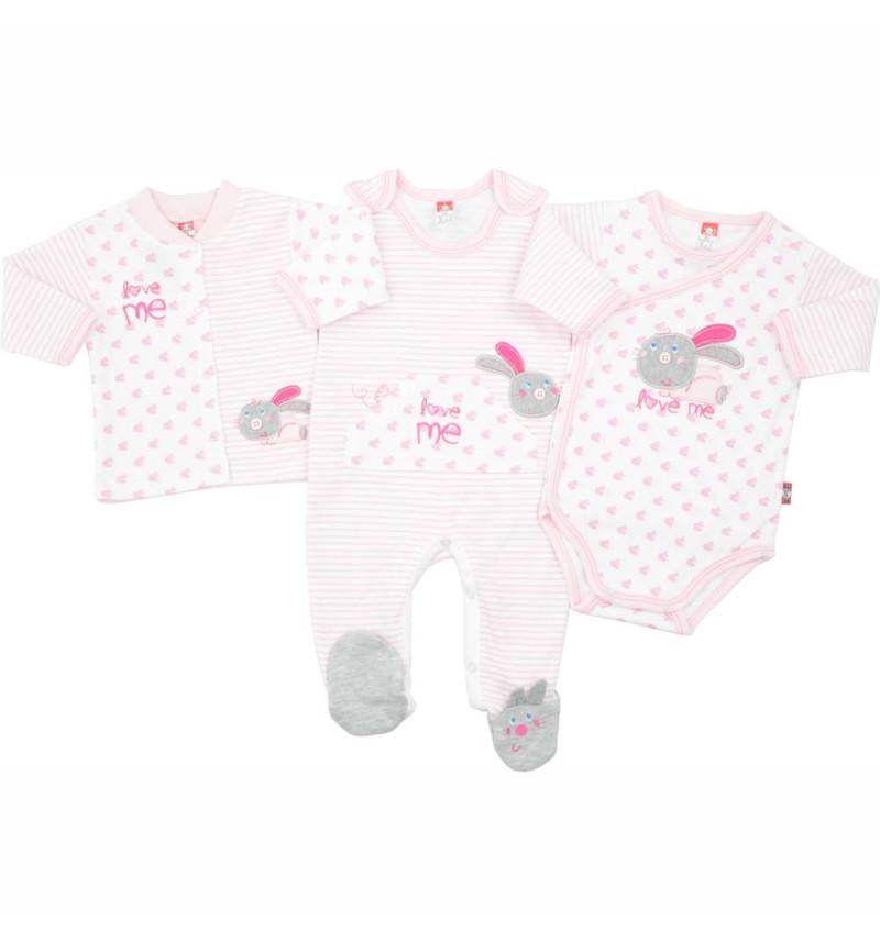 Rožinis kūdikio kraitelis