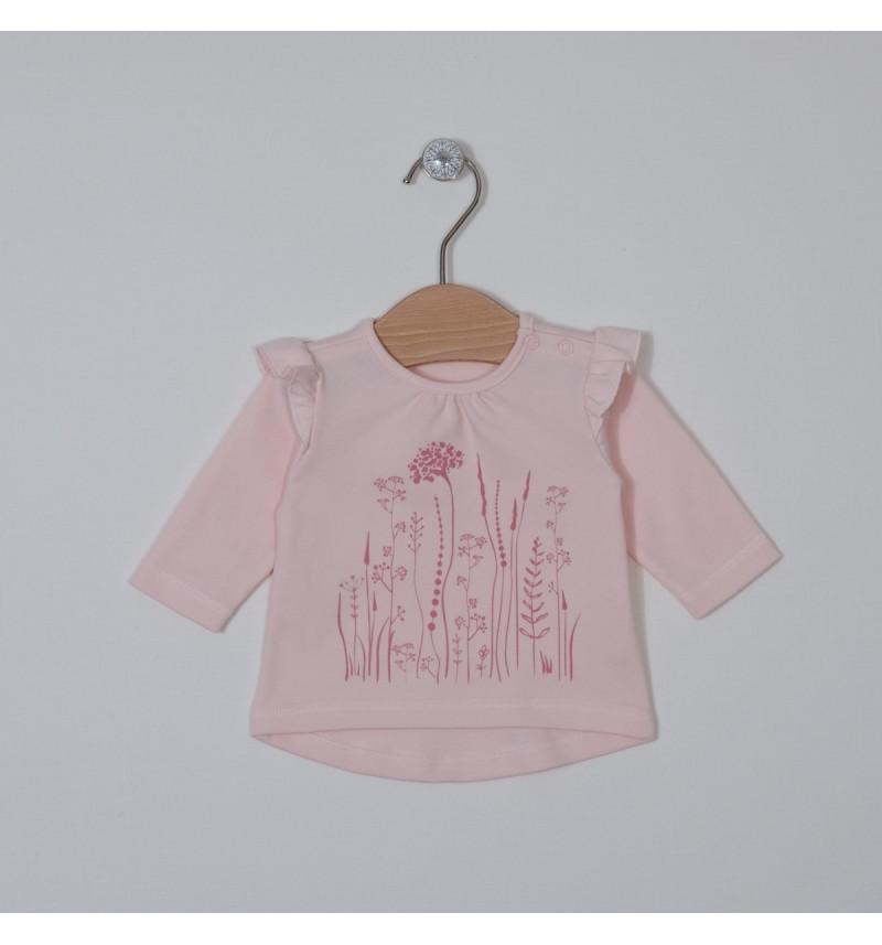 """Vilaurita suknelė - marškinėliai """"Flora"""""""