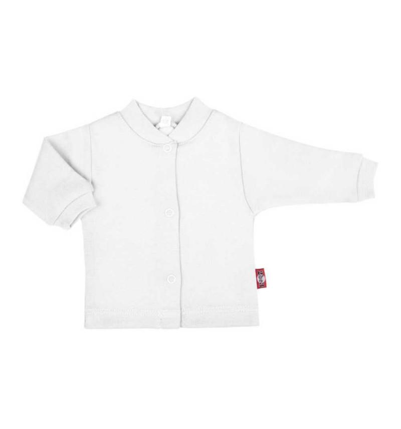 Baltos splavos marškinėliai ankstukams