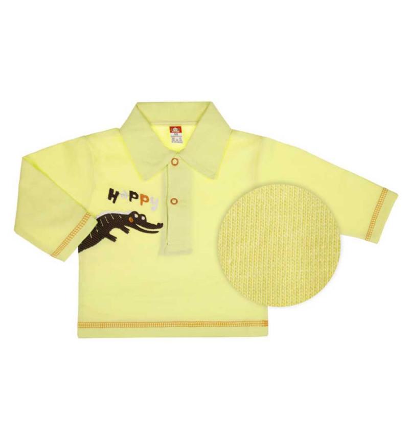 """Marškinėliai ilgomis rankovėmis """"Krokodiliukas"""""""
