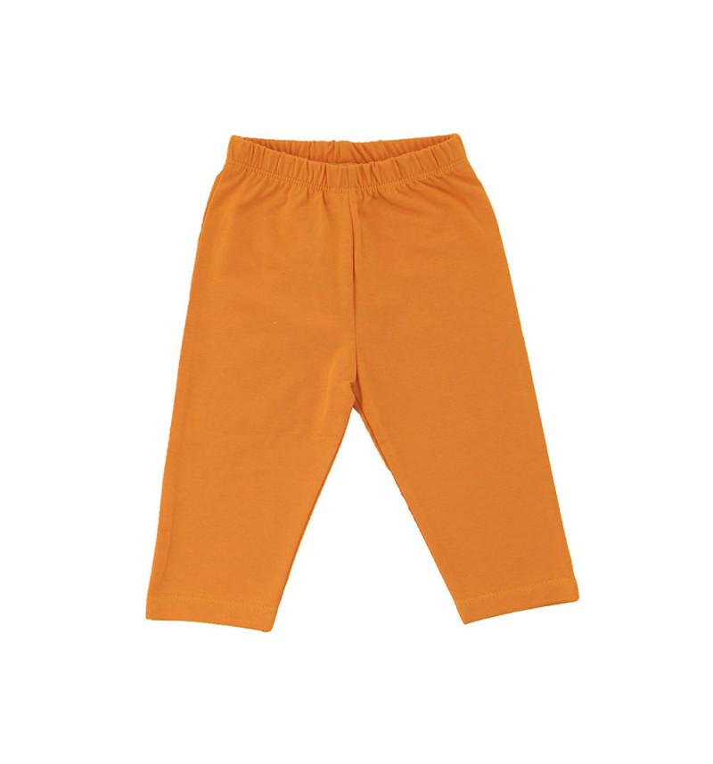 Oranžinės spalvos kelnės