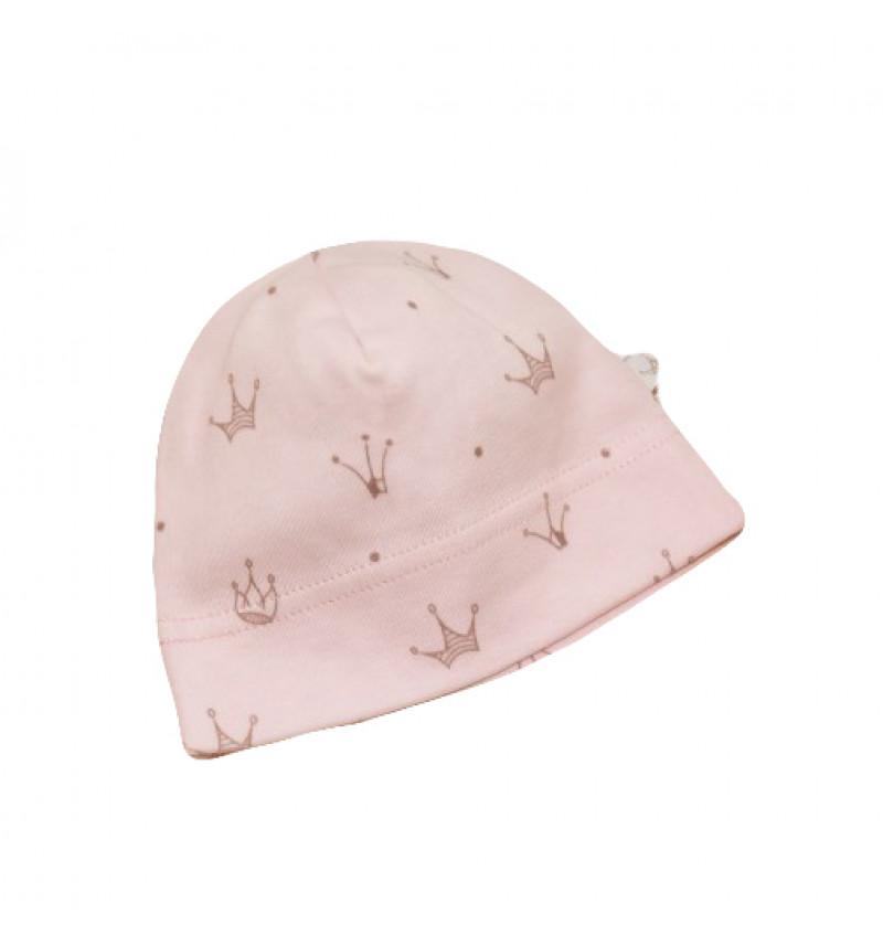 """Rausva vasarinė kepurė """"Meghan"""""""