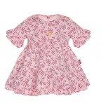 """Rožinė suknelė """"Boho"""""""