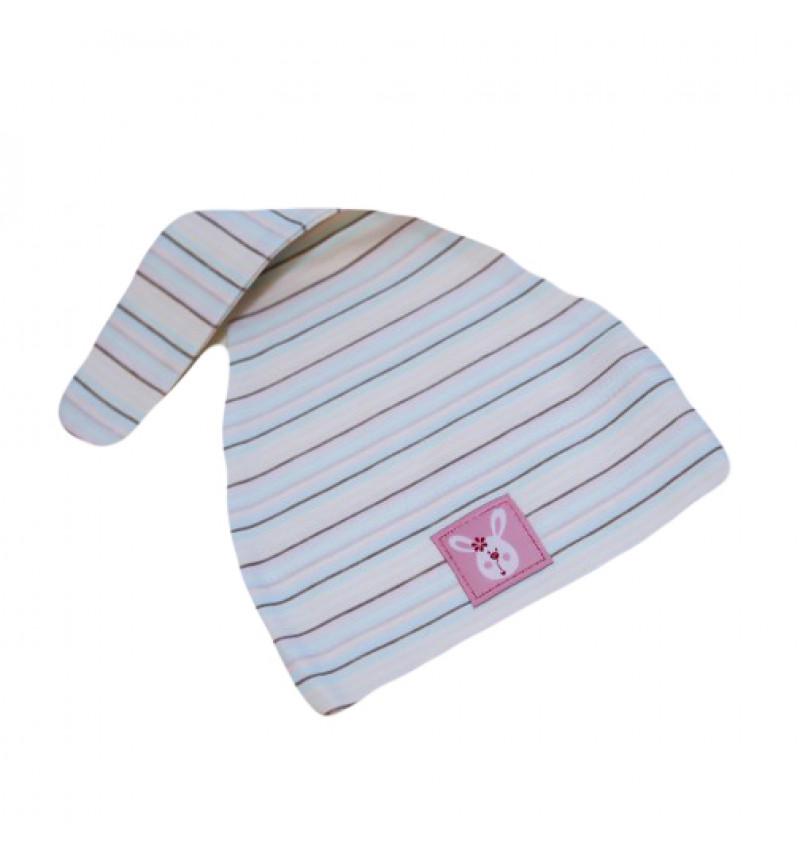 Vilaurita marga vasarinė kepurė
