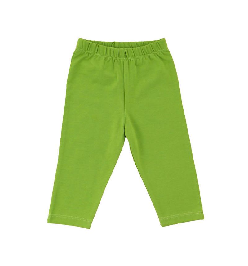 Žalios spalvos kelnės
