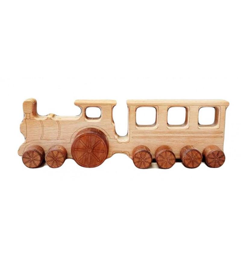 Medinis traukinukas