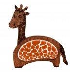 Medinė žirafa