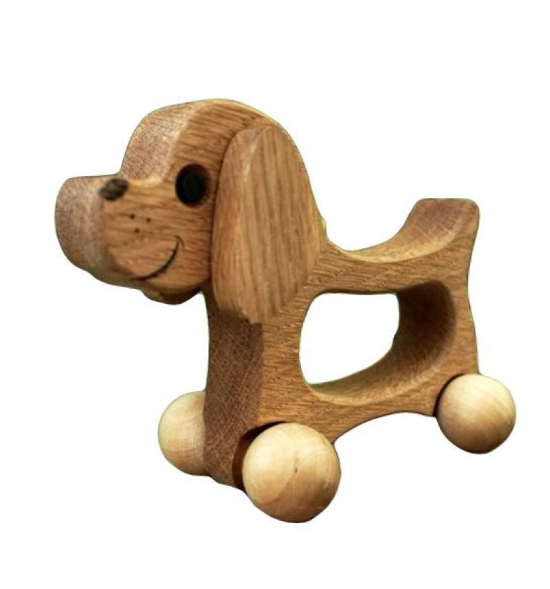 Medinis šuniukas